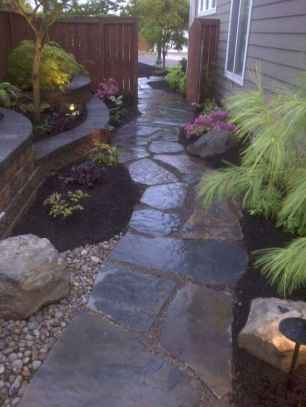 21 beautiful front yard pathway landscaping ideas