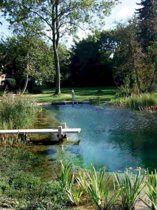 23 awesome backyard ponds and water feature landscaping ideas