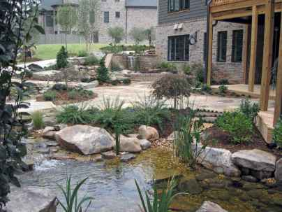 25 awesome backyard ponds and water feature landscaping ideas