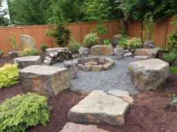 31 easy diy fire pit for backyard landscaping ideas
