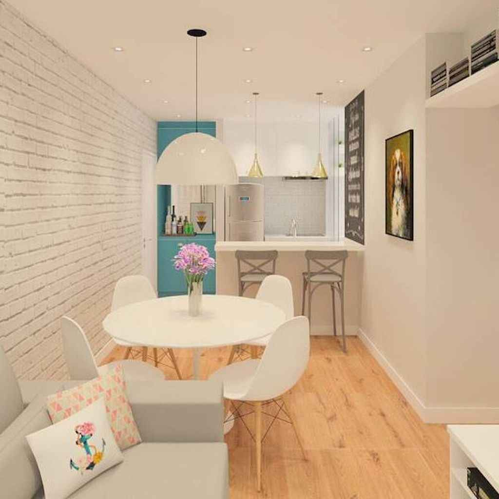 31 genius small dining room design ideas