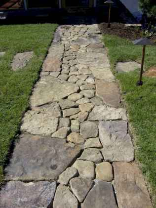 34 beautiful front yard pathway landscaping ideas