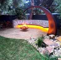 36 easy diy fire pit for backyard landscaping ideas