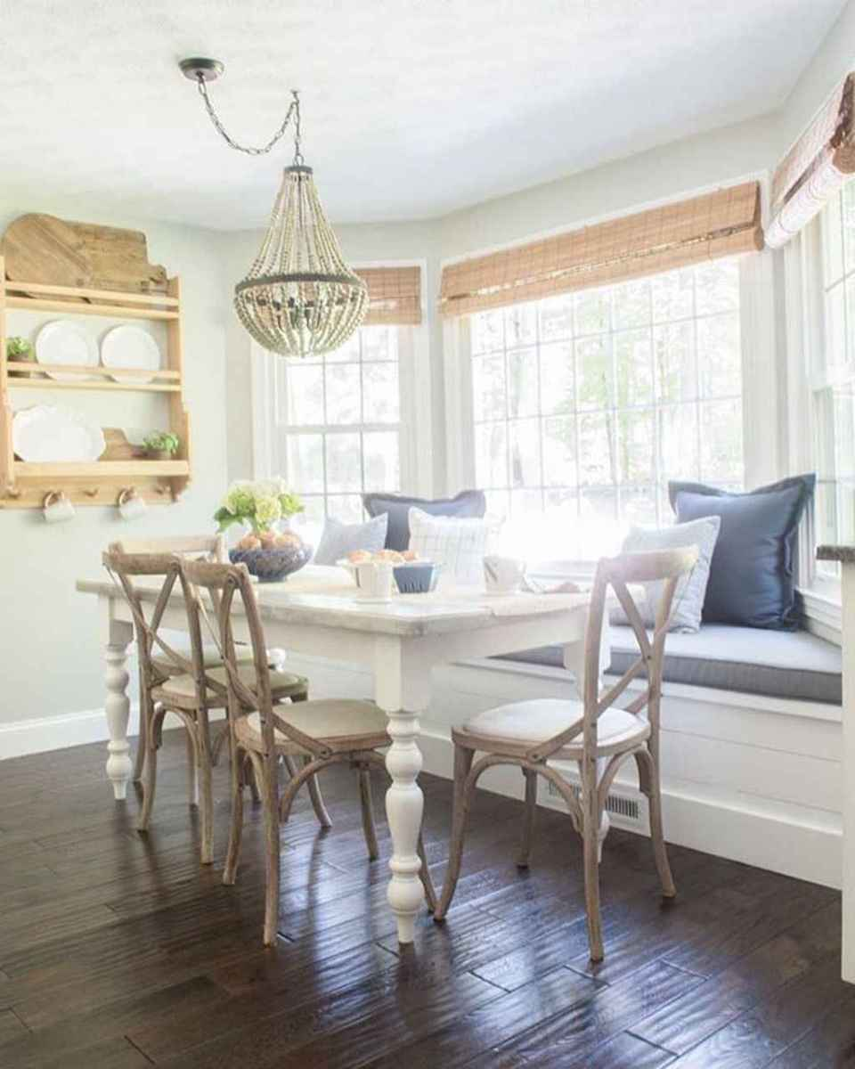 42 gorgeous farmhouse dining room table and decorating ideas