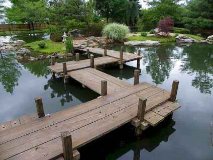 44 awesome backyard ponds and water feature landscaping ideas