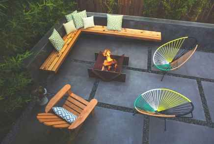 51 easy diy fire pit for backyard landscaping ideas
