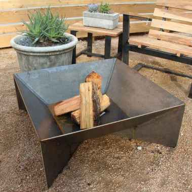 53 easy diy fire pit for backyard landscaping ideas