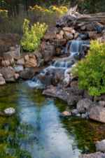54 awesome backyard ponds and water feature landscaping ideas