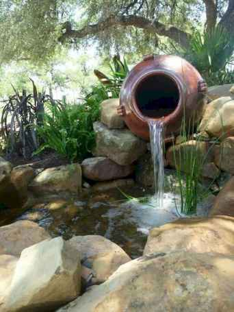 65 awesome backyard ponds and water feature landscaping ideas