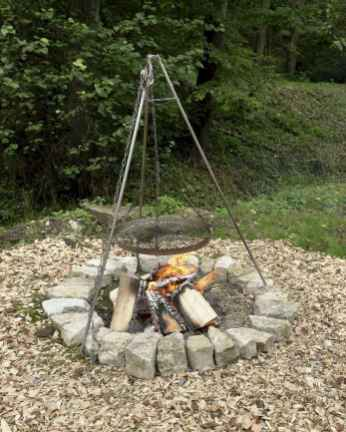 65 easy diy fire pit for backyard landscaping ideas