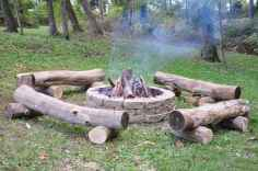 68 easy diy fire pit for backyard landscaping ideas