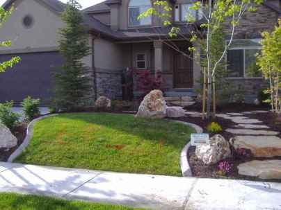 70 simple beautiful small front yard landscaping ideas
