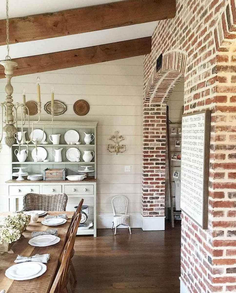 74 gorgeous farmhouse dining room table and decorating ideas