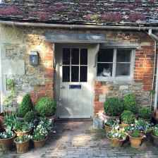 03 beautiful front yard cottage garden landscaping ideas