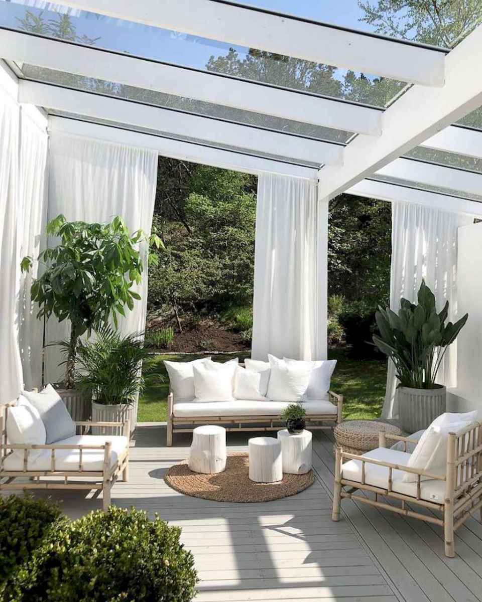 03 relaxing summer backyard patio outdoor seating ideas