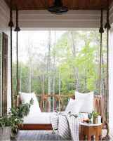 07 hang relaxing front porch swing decor ideas