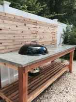 08 best outdoor kitchen and grill for summer backyard ideas