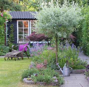 09 stunning small cottage garden ideas for backyard landscaping