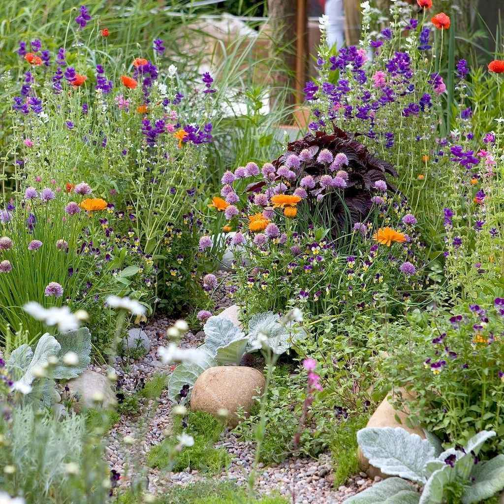 16 stunning small cottage garden ideas for backyard landscaping