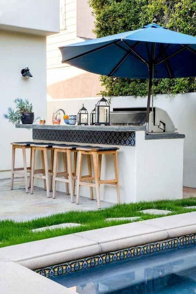 22 best outdoor kitchen and grill for summer backyard ideas