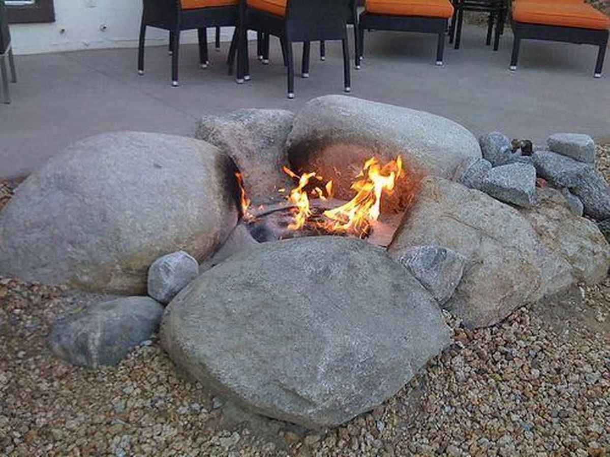 25 awesome outdoor fire pit seating design ideas for backyard