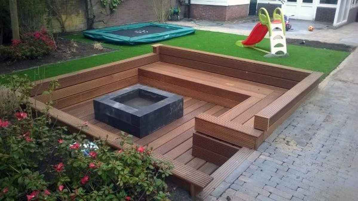 31 awesome outdoor fire pit seating design ideas for backyard