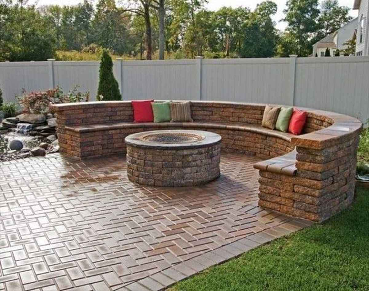 32 awesome outdoor fire pit seating design ideas for backyard