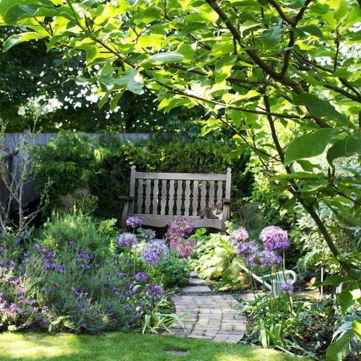 39 beautiful front yard cottage garden landscaping ideas