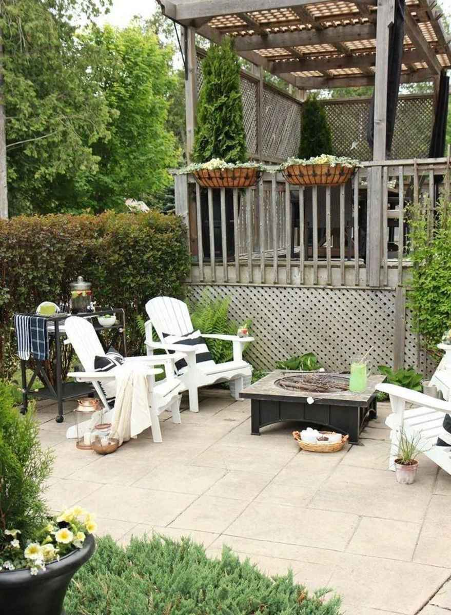 41 awesome outdoor fire pit seating design ideas for backyard