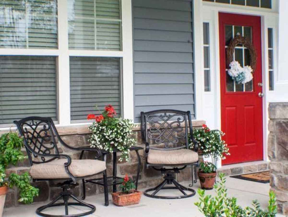 45 awesome summer front porch decorating ideas for farmhouse style