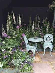 46 beautiful front yard cottage garden landscaping ideas