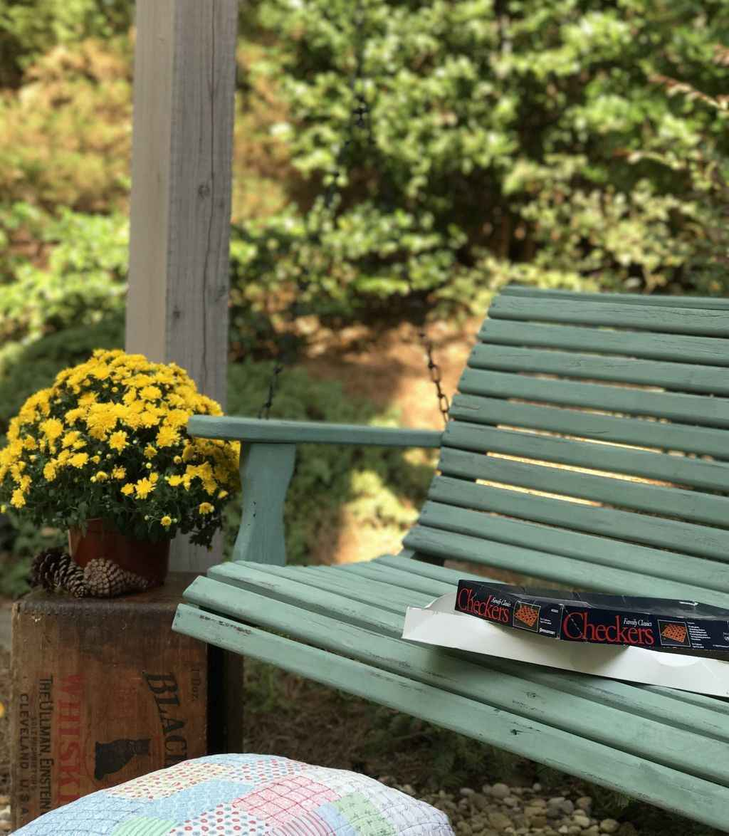 50 hang relaxing front porch swing decor ideas