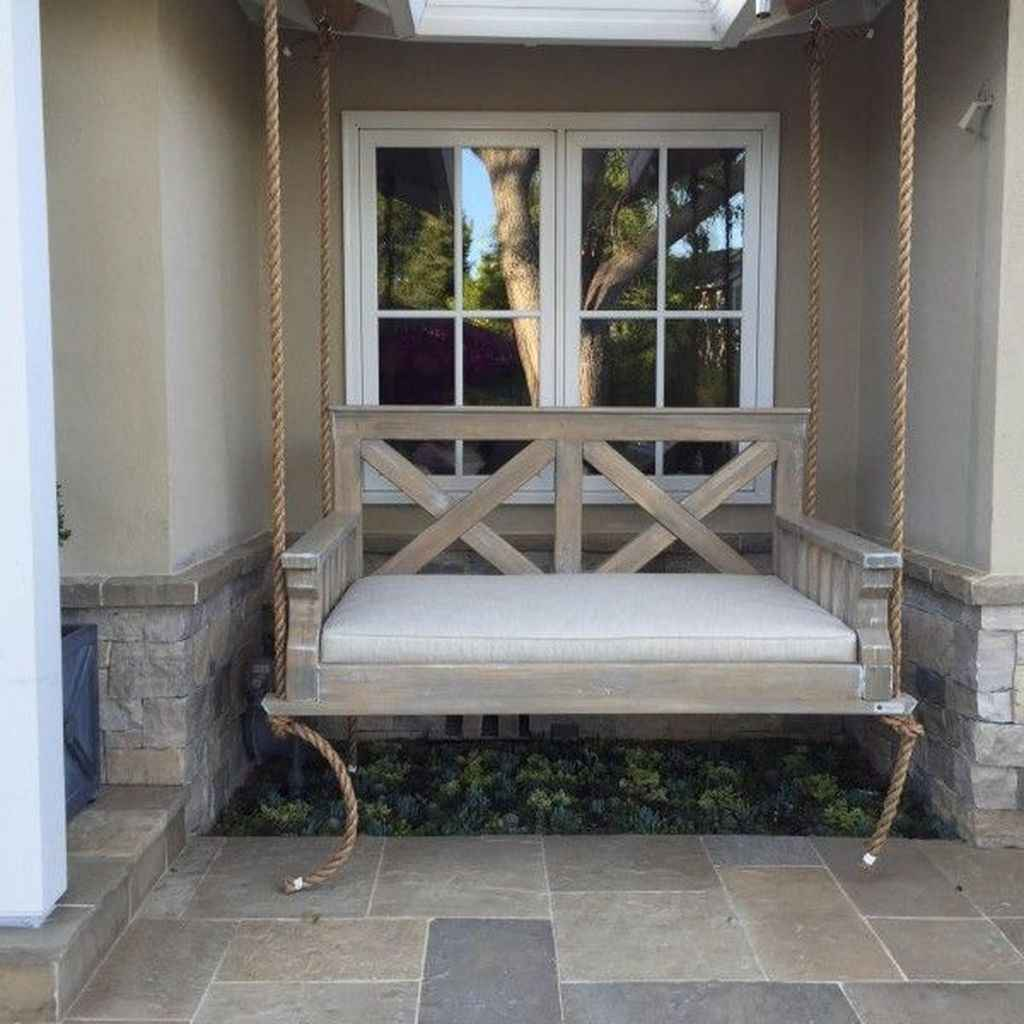 68 hang relaxing front porch swing decor ideas