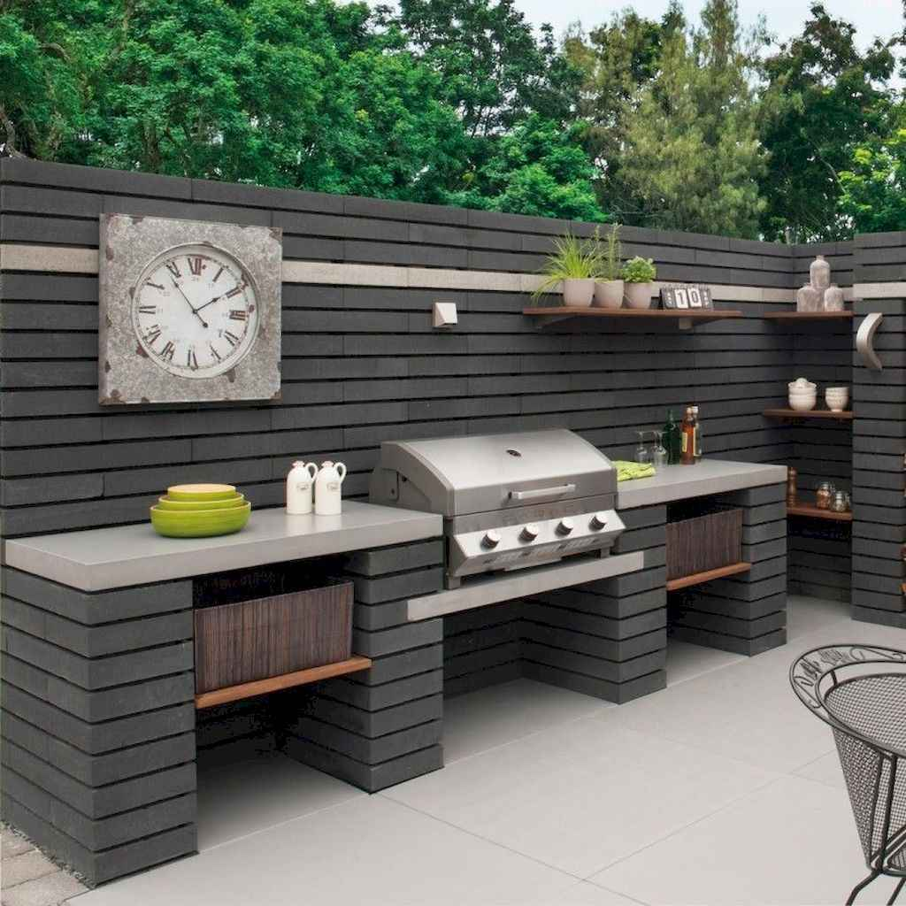 69 incredible outdoor kitchen design ideas for summer