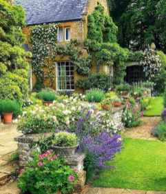 71 beautiful front yard cottage garden landscaping ideas