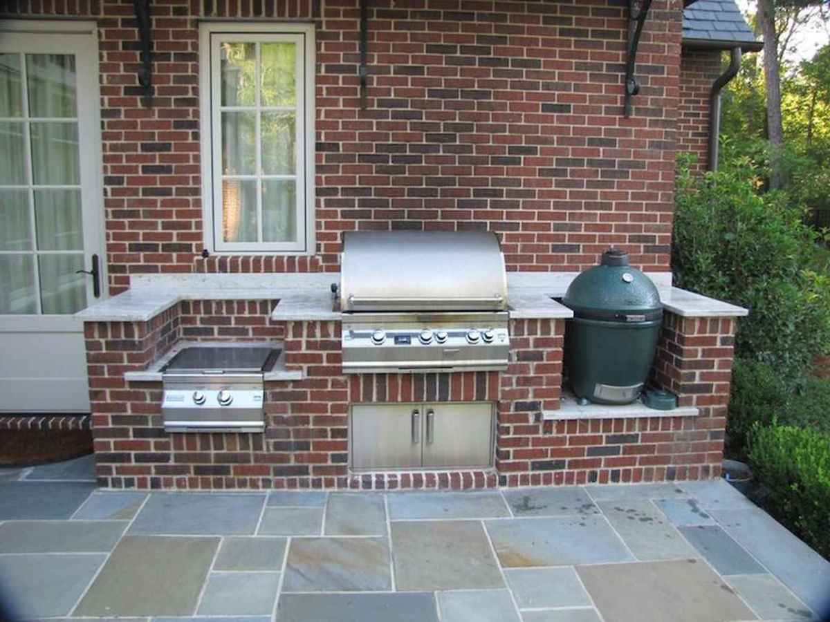 94 best outdoor kitchen and grill for summer backyard ideas