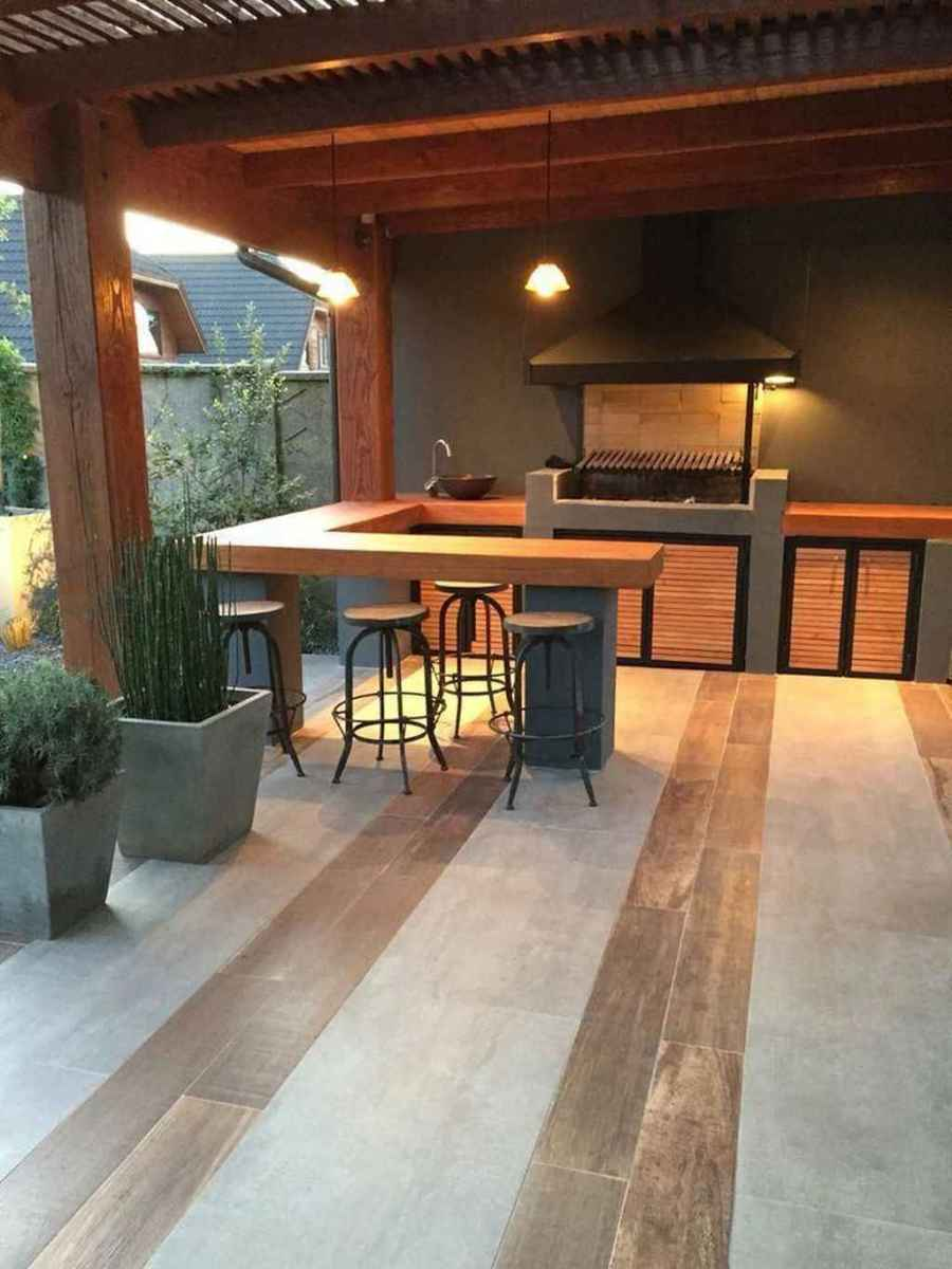 95 best outdoor kitchen and grill for summer backyard ideas