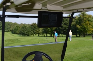 GPS Golf Computer