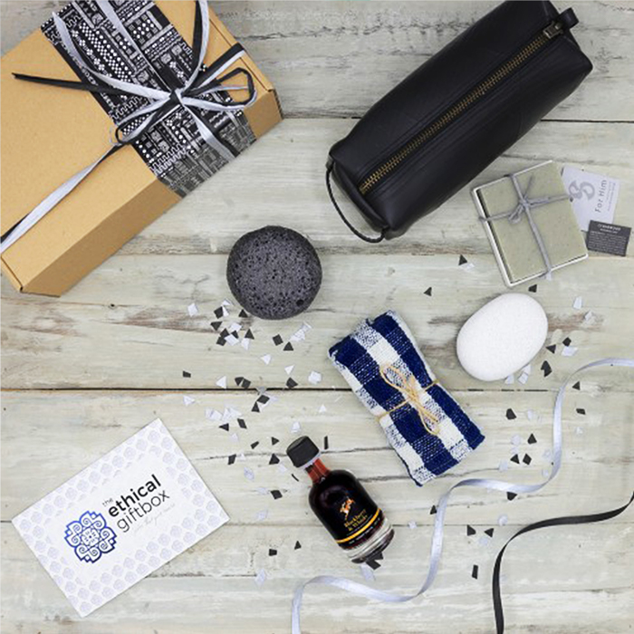Gift ideas for Christmas ethical.market Giftbox