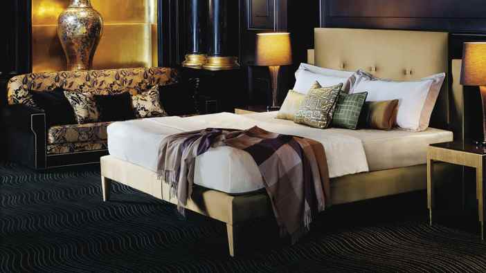 The highest quality beds and mattresses come from Savoir Beds -- suppliers to the Savoy Hotel.