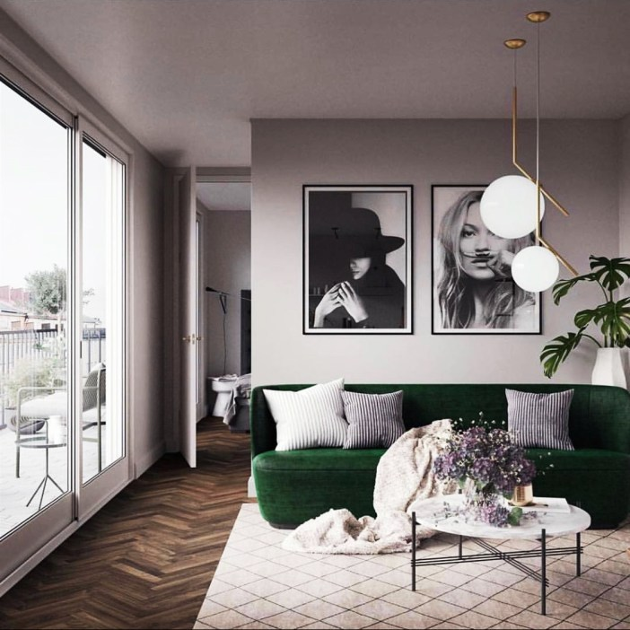 What is Interior Design? Styling and decoration complementing views and lifestyle.