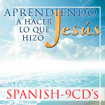 Learning To Do What Jesus Did – Spanish – CD's