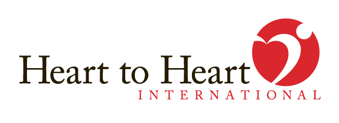 heart to heart international charity of the month