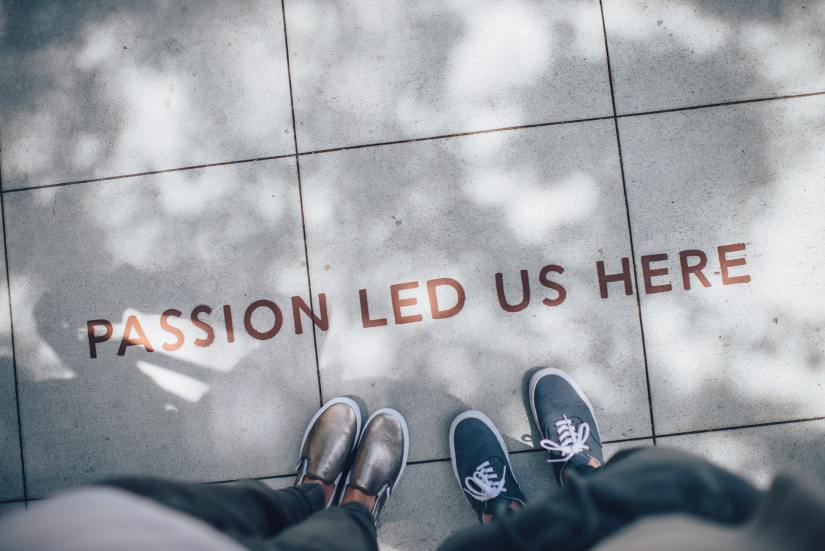 passion led us here: celebrating the small wins in life