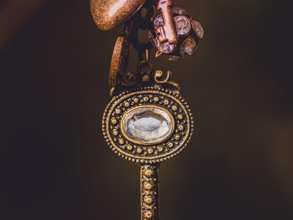 God's master key to wholeness