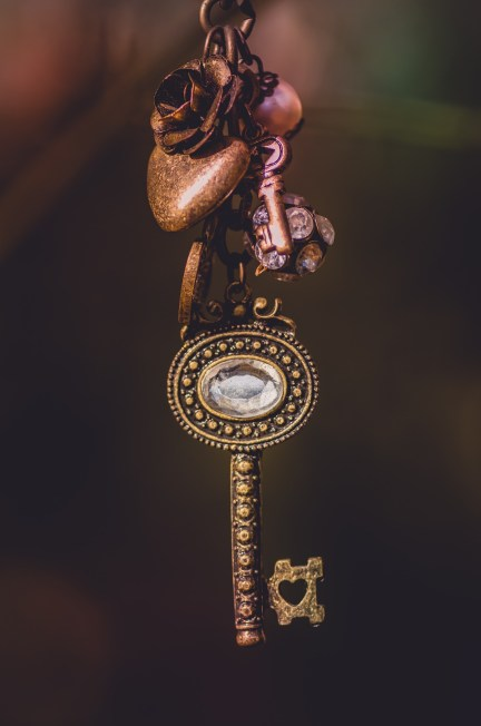 God's master key to wholeness