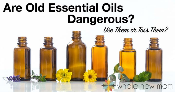 do essential oils expire