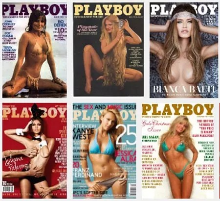 The Playboy Effect: Obsessed with Youth and Fitness