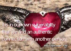 Read more about the article Heal Your Heart from the Fear and Loss by Opening with Vulnerability