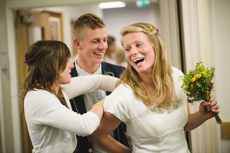 Village Hall wedding by Whole Picture Weddings